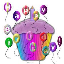Emoticons Animated Gifs Happy birthday