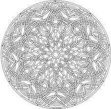 Free Intricate Printable Mandalas Coloring Pages