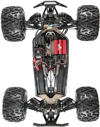 Losi: LST 3XL-E: 1/8th 4wd Monster Truck RTR: Losi (LOS04015)