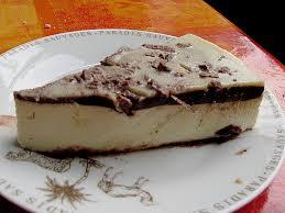 vanille eierlikör schmand torte mit kakao nougat guss