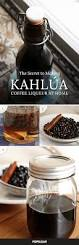 Pumpkin Spice Kahlua Drinks by 12 Days Of Edible Gifts Homemade Kahlua Popsugar Food