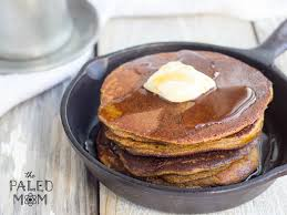 Bisquick Pumpkin Pancakes No Eggs by Perfect Paleo Pancakes The Paleo Mom