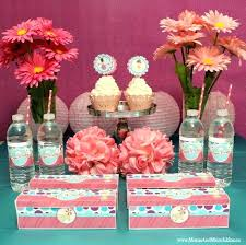 Spa Party Favor Ideas Day
