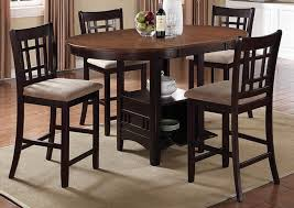 Beacon Furniture - Grand Cayman Lavon Light Oak And Espresso ... Simplicity 54 Counter Height Ding Table In Espresso Finish By Jofran Baxton Studio Sylvia Modern And Contemporary Brown Four Hands Kensington Collection Carter Chair Lanier Gray Fabric Michelle 2pack 64175 Pedestal Set Chateau De Ville Acme Whosale Chairs Room Fniture Napa Cheap Dark Wood Find Willa Arlo Interiors Sture Link Print Upholstered Safavieh Becca Grey Zebra Cottonlinen Mcr4502n