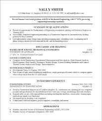 Sample Resume For It Students Education Section No Degree Templates And Cover Letter