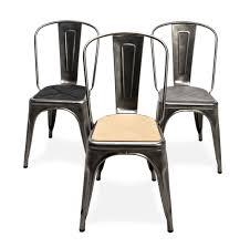 Kelsyus Original Canopy Chair Bjs by 16 Tolix Chair Cushion Uk Tolix Style White Metal Side