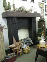 Primitive Decorating Ideas For Fireplace by Https Www Etsy Com Listing 174569879 Primitive Colonial Rustic