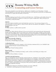 What Are Some Good Skills To Put On Resume Beautiful Best Examples Example Of