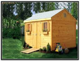 Suncast Vertical Storage Shed Home Depot by 31 Storage Sheds At Home Depot Suncast Sutton 7 Ft 3 In X 7 Ft 45