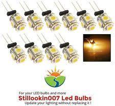 10 t5 low voltage landscape light led conversion 5 warm white