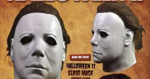 Halloween Resurrection Maske by Trick Or Treat Studios Reveals U0027star Trek U0027 Capt Kirk Mask That