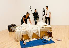 Tracey Emin My Bed by It U0027s Nice That Nice Process Video From Tate On How Tracey Emin