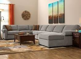 Raymour And Flanigan Grey Sectional Sofa by Kipling 4 Pc Chenille Sectional Sofa Sectional Sofas Raymour