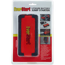 everstart multi function jump starter battery charger