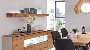 interliving wohnzimmer serie 2103 wandregal 560734 mit beleuchtung asteiche länge ca 180 cm