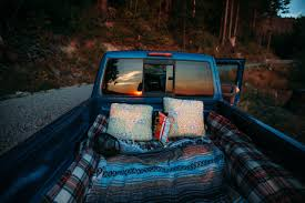 4 Ways To Use Your Pickup Truck For Outdoor Fun | DePaula Chevrolet Side Shelve For Storage Truck Camping Ideas Pinterest Fiftytens Threepiece Truck Back Hauls Cargo And Camps In The F150 Camping Setup Convert Your Into A Camper 6 Steps With Pictures Canoe On Wcap Thule Tracker Ii Roof Rack System S Trailer The Lweight Ptop Revolution Gearjunkie Life Of Digital Nomad Best 25 Bed Ideas On Buy Luxury Truck Cap Camping October 2012 30 For Thirty Diy