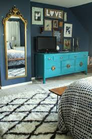 Teal Color Living Room Decor by Top 25 Best Teal Painted Dressers Ideas On Pinterest Teal