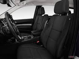 Dodge Durango Captains Seats by 2016 Dodge Durango Interior U S News U0026 World Report