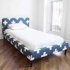 Swiss Cross Low Profile Bed Hideout Kids