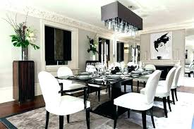 Dining Room Wall Decor Ideas Table Small Decorating Formal For Glamorous Licious On A Budget