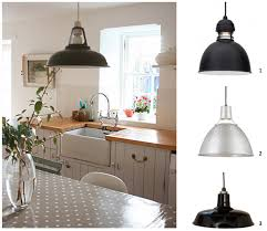 country style lighting for kitchens interior designs