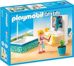 playmobil 5577 playmobil playmobil badezimmer playmobil