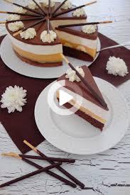 bananen schoko torte besser bekannt als mikado torte die