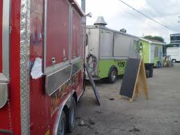 100 Austin Food Trucks South Congress S Trailer Migration To Lamar KUT