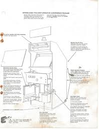 Mame Cabinet Plans Download by Mouse Trap Classic Arcade Cabinets