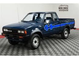 100 Nissan Pickup Trucks For Sale 1983 For ClassicCarscom CC1093344
