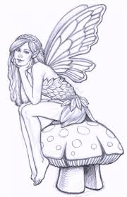 Coloring Pages Fairies Fairy For All Ages Daisy Meadows Medium Size