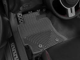 Toyota Avalon Floor Mats Replacement by 2017 Toyota 86 All Weather Car Mats All Season Flexible Rubber