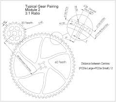 wooden clocks gear train design for the wooden clock