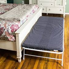 Instant Fold Up Bed Hideaway Guest Cot with Mattress – Homecr3ations