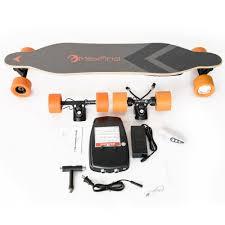 Maxfind Profesional Skateboard Jalan Jalan Longboard Kit Skate Board ...
