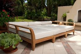 Aman Dais 6 pc Daybed Transitional Patio Los Angeles by