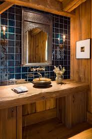 Rustic Bathtub Tile Surround by Rustic Bathroom Vanity Cabinets And Accessories Ideas