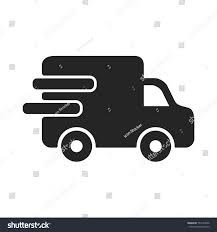 100 Icon Truck Delivery Car Symbol Service Stock Vector Royalty Free