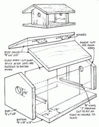 Wooden Toy Box Plans Free Download by Bird Feeder Plans For Kids Plans Diy Free Download Toy Box Plans