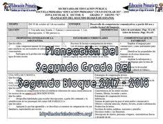 Planeaciones Gratis del Bloque 4 Primaria 2016 2017 ACTUALIZADAS