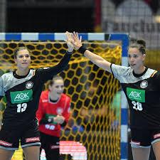 SportTag Deutschland Bei HandballEM Gegen Norwegen BVB Und