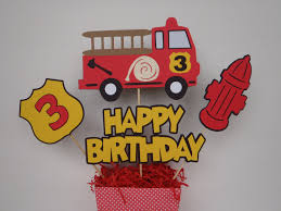 Fire Truck Birthday Centerpiece Die Cuts Firetruck Party Fire Themed Party Supplies Firefighter Ornaments Cheap Truck A Twoalarm Fireman Birthday Spaceships And Laser Beams Hydrant Pinata Decorations Firetruck Printable Favors Cozy Coupe Ideas Tagged Flaming Secret Bubbles Flame Tour Engine Boxes 1st