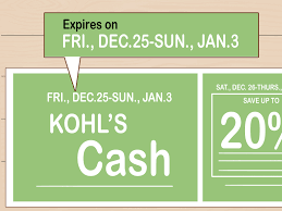 How To Use Kohl's Cash: 9 Steps (with Pictures) - WikiHow Kohls Coupon Codes This Month October 2019 Code New Digital Coupons Printable Online Black Friday Catalog Bath And Body Works Coupon Codes 20 Off Entire Purchase For Promo By Couponat Android Apk Kohl S In Store Laptop 133 15 Best Black Friday Deals Sales 2018 Kohlslistens Survey Wwwkohlslistenscom 10 Discount Off Memorial Day Weekend Couponing 101 Promo Maximum 50 Oct19 Current To Save Money