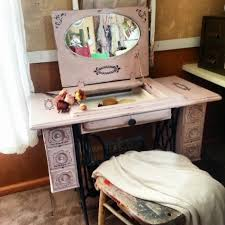 Koala Sewing Machine Cabinets by Home Design Vintage Interiors Hand Painted Furniture Sewing