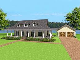 Country House Plan With 2452 Square Feet And 4 Bedrooms From Dream Home Source
