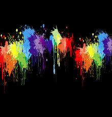 1920x1080 Rainbow Paint Wallpaper