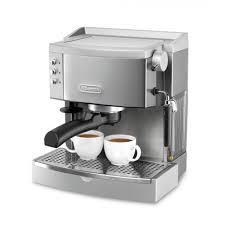 Delonghi Pump Manual Espresso Coffee Machine EC 702