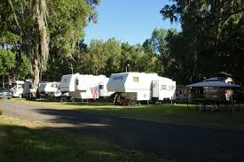 12 RV Camping Sites With Full Hook Ups