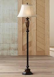 Kathy Ireland Sonnett Collection Twin Pull Floor Lamp