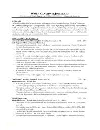 Resume Examples Professional Nursing Template With For